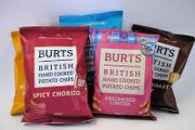 Choose from a selection of delicious hand cooked crisps with your Lunch Menu, and include a range of bottled drinks.